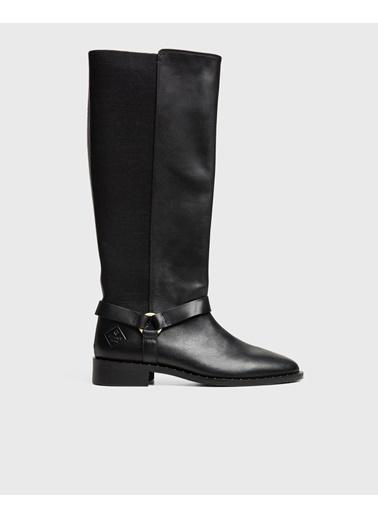 Gant Çizme Siyah